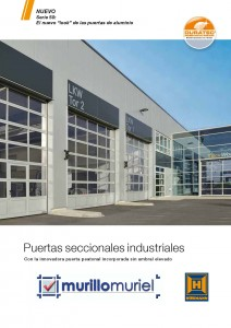 Hormann Seccionales Industriales MURILLO MURIEL